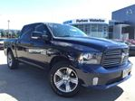 2013 Dodge RAM 1500 Sport 20 Rims, Leather/Cloth in Waterloo, Ontario