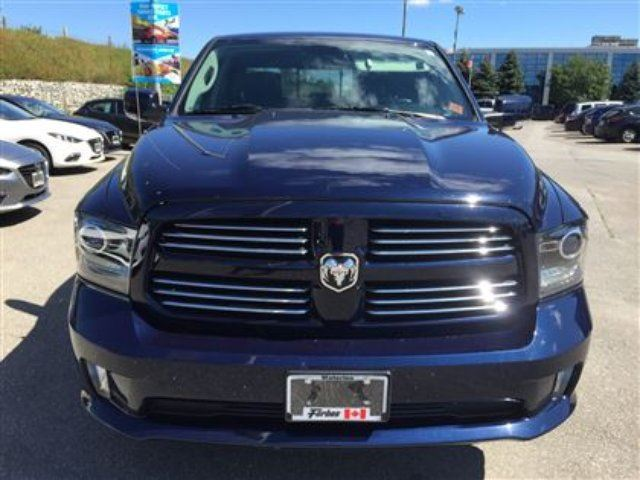 2013 dodge ram 1500 sport 20 rims leather cloth in waterloo ontario. Cars Review. Best American Auto & Cars Review