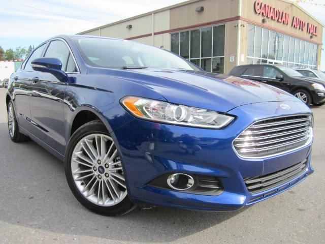 2014 ford fusion se awd nav roof leather 17k stittsville ontario used car for sale 2239239. Black Bedroom Furniture Sets. Home Design Ideas