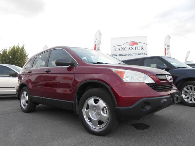 2007 honda cr v lx   ottawa ontario used car for sale   2239402