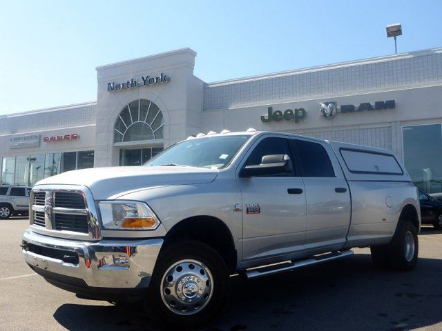 2011 Dodge Ram 3500 Slt Dually Diesel 4x4 Nav Leather