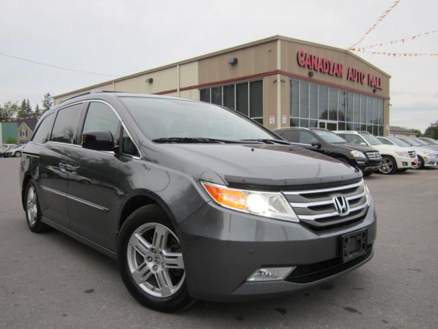2013 honda odyssey touring nav dvd leather roof stittsville ontario used car for sale. Black Bedroom Furniture Sets. Home Design Ideas