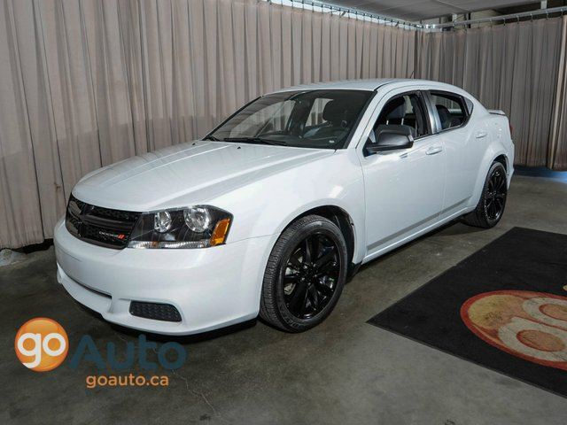 2013 dodge avenger blacktop one owner white southtown. Black Bedroom Furniture Sets. Home Design Ideas