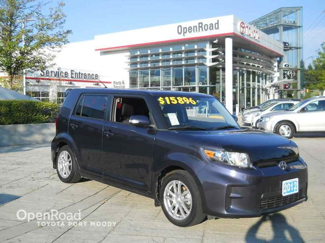 2012 scion xb standard package purple openroad toyota. Black Bedroom Furniture Sets. Home Design Ideas