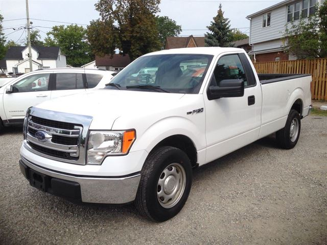 2014 ford f 150 xl hagersville ontario used car for sale 2240649. Black Bedroom Furniture Sets. Home Design Ideas
