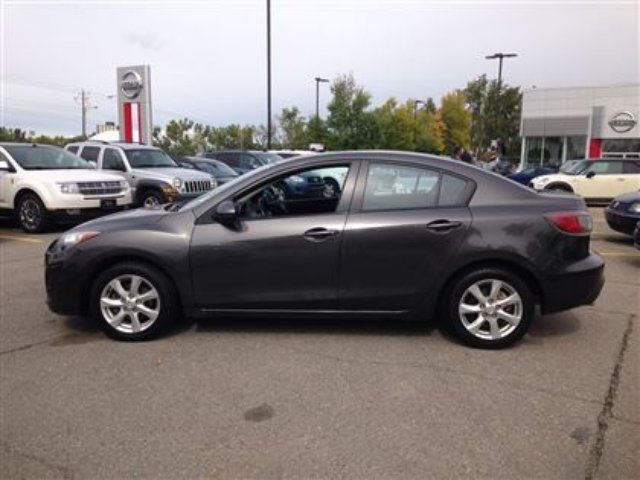 2011 Mazda Mazda3 Gx Calgary Alberta Used Car For Sale 2242069