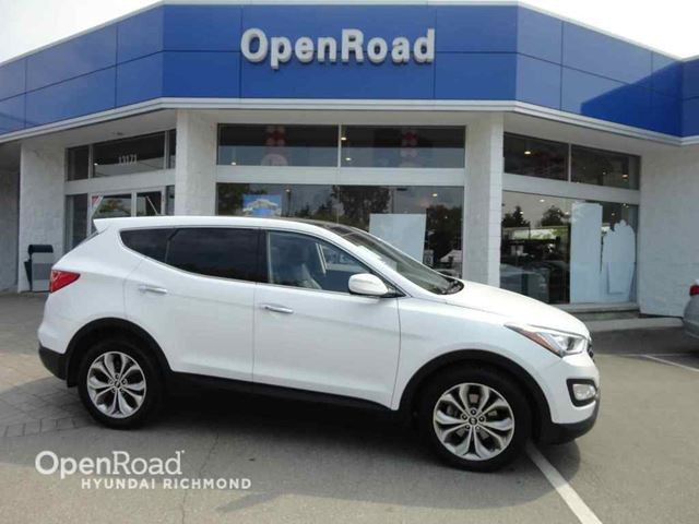 2013 Hyundai Santa Fe Se Richmond British Columbia Used