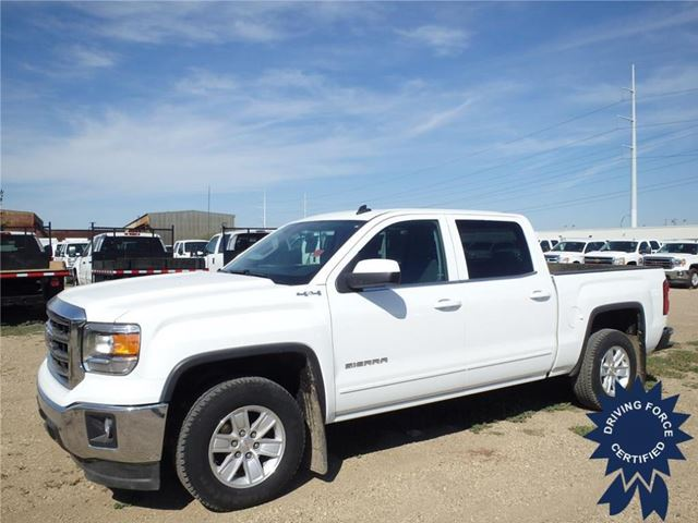 2014 gmc sierra 1500 sle edmonton alberta used car for sale 2241036. Black Bedroom Furniture Sets. Home Design Ideas