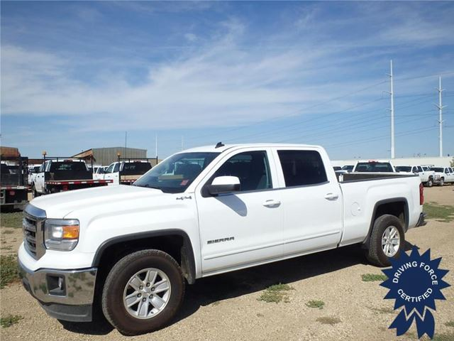 2014 gmc sierra 1500 sle edmonton alberta used car for sale 2241042. Black Bedroom Furniture Sets. Home Design Ideas