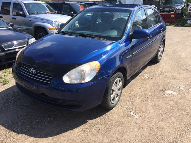 2006 hyundai accent cambridge ontario used car for sale. Black Bedroom Furniture Sets. Home Design Ideas