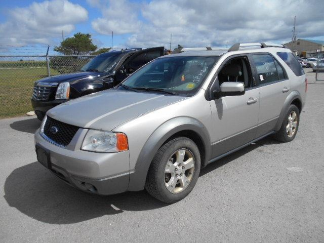 2006 ford freestyle sel innisfil ontario used car for sale 2241352. Black Bedroom Furniture Sets. Home Design Ideas