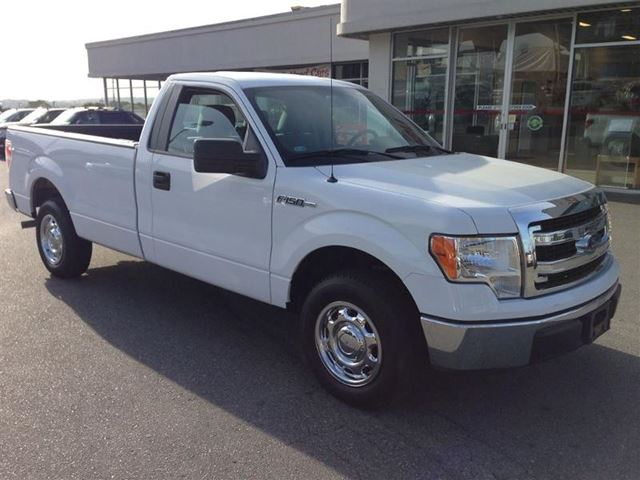 2014 ford f 150 xl worktruck edition burnaby british columbia used car for sale. Black Bedroom Furniture Sets. Home Design Ideas