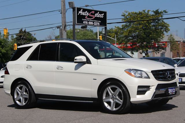 2012 mercedes benz m class awd ml350 bluetec diesel for 2012 mercedes benz m class ml350