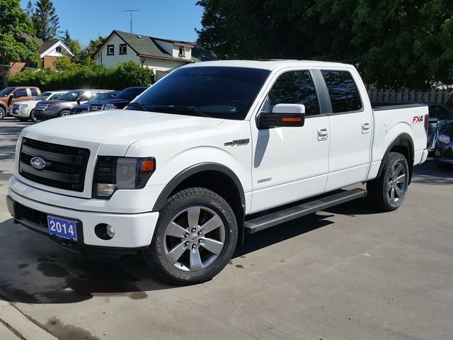 2014 ford f 150 fx4 lindsay ontario used car for sale 2241932. Black Bedroom Furniture Sets. Home Design Ideas