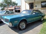 1968 Mercury Cougar XR-7 in St Catharines, Ontario