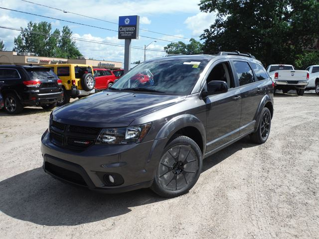 2015 dodge journey sxt charcoal armstrong dodge new. Black Bedroom Furniture Sets. Home Design Ideas