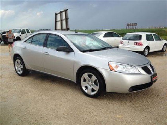 2008 Pontiac G6 Se Headingley Manitoba Used Car For