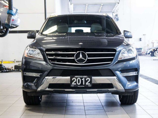 2012 mercedes benz m class ml350 4matic kelowna british for 2012 mercedes benz m class ml350