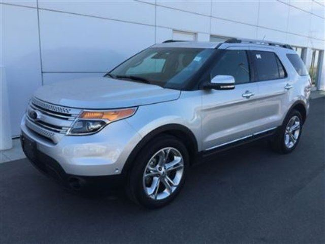 2015 ford explorer limited 4wd technology package dual moonroof and m leduc alberta used car. Black Bedroom Furniture Sets. Home Design Ideas