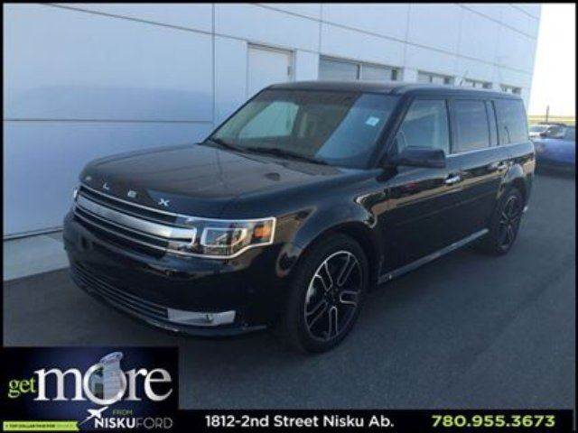 2014 ford flex limited 3 5 ecoboost v6 moonroof navigation and lo leduc alberta used car for. Black Bedroom Furniture Sets. Home Design Ideas