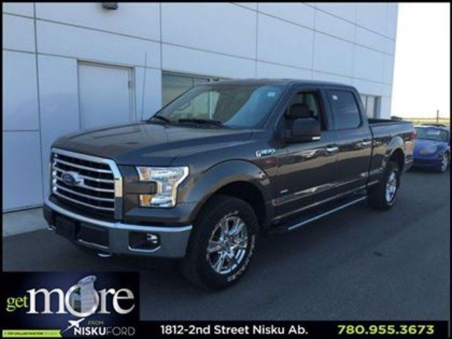 2015 ford f 150 xtr 3 5 ecoboost 4x4 full equipped leduc alberta used car for sale 2242667. Black Bedroom Furniture Sets. Home Design Ideas