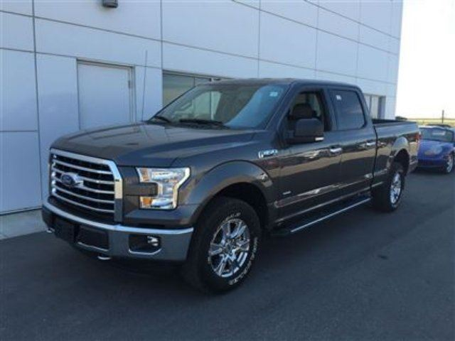 2015 ford f 150 xtr 3 5 ecoboost 4x4 full equipped. Black Bedroom Furniture Sets. Home Design Ideas