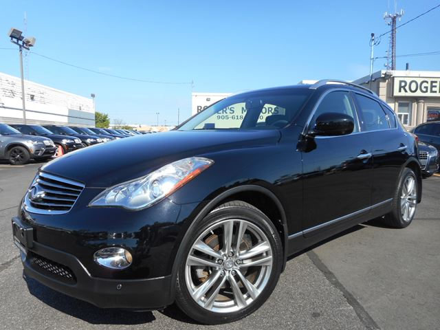 2011 infiniti ex35 awd navi full camera tech pkg. Black Bedroom Furniture Sets. Home Design Ideas