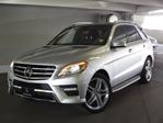 2013 Mercedes-Benz ML550