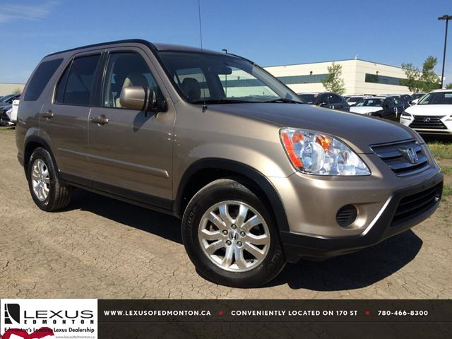 2005 honda cr v edmonton alberta used car for sale. Black Bedroom Furniture Sets. Home Design Ideas