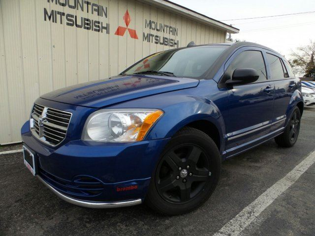 2009 Dodge Caliber Sxt Blue Mountain Mitsubishi Wheels Ca