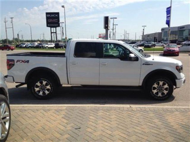 2013 ford f 150 s crew fx4 winnipeg manitoba used car. Black Bedroom Furniture Sets. Home Design Ideas