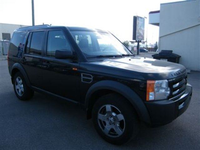 2006 Land Rover LR3 V6 7PASS/S.ROOF/H.SEATS/LEATHER in Calgary, Alberta