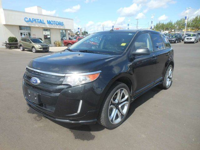 2011 ford edge sport dawson creek british columbia used. Black Bedroom Furniture Sets. Home Design Ideas