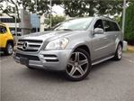2012 Mercedes-Benz GL-Class 350 Bluetec in Richmond, British Columbia