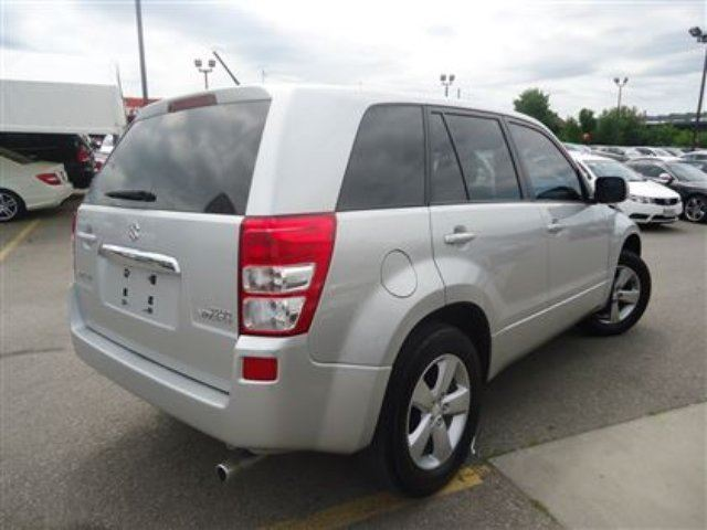 2012 Suzuki Grand Vitara Jx 4x4 Alloy S Only 70km