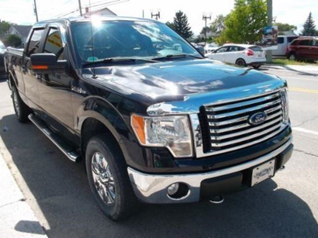 2010 ford f 150 xlt 4x4 supercrew 157 in brockville ontario used car for sale 2244057. Black Bedroom Furniture Sets. Home Design Ideas
