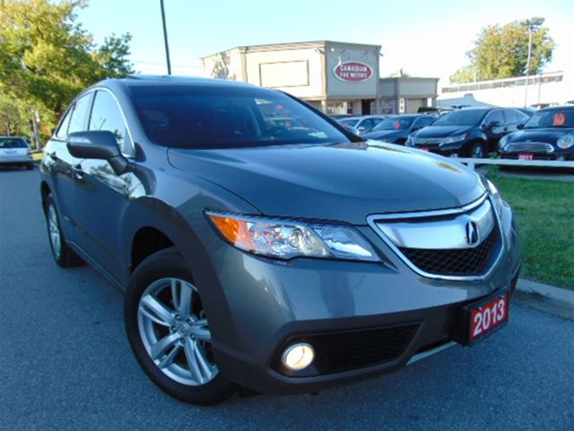 2013 acura rdx premium one owner awd scarborough ontario used car for sale 2244403. Black Bedroom Furniture Sets. Home Design Ideas