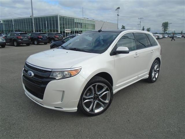 2013 ford edge sport awd mascouche quebec used car for sale 2244104. Black Bedroom Furniture Sets. Home Design Ideas