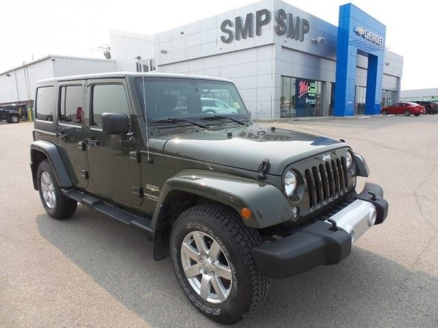 2015 jeep wrangler unlimited sahara saskatoon saskatchewan used car for sale 2243688. Black Bedroom Furniture Sets. Home Design Ideas