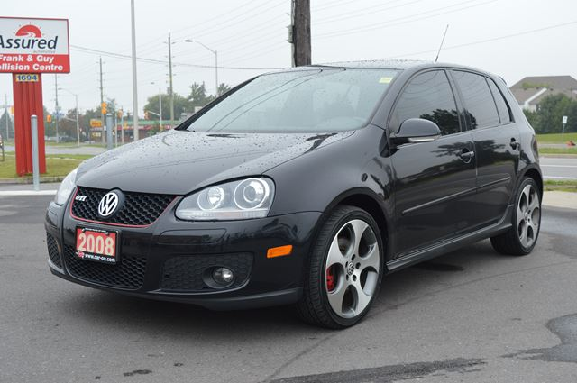 2008 Volkswagen Gti Ottawa Ontario Used Car For Sale