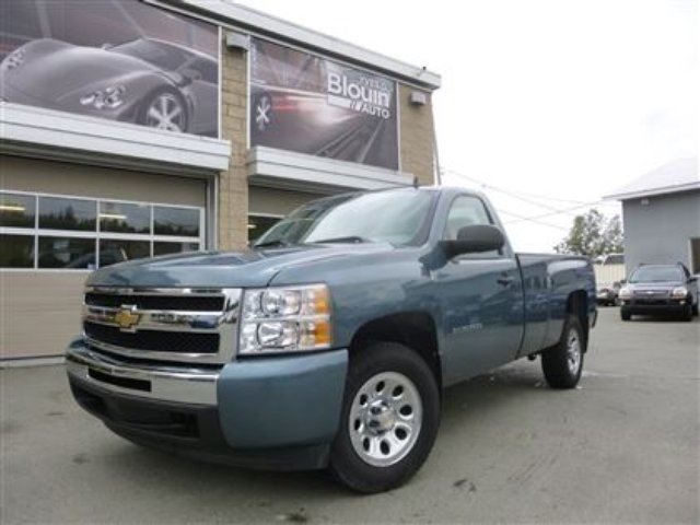 2011 chevrolet silverado 1500 wt sainte marie quebec. Black Bedroom Furniture Sets. Home Design Ideas