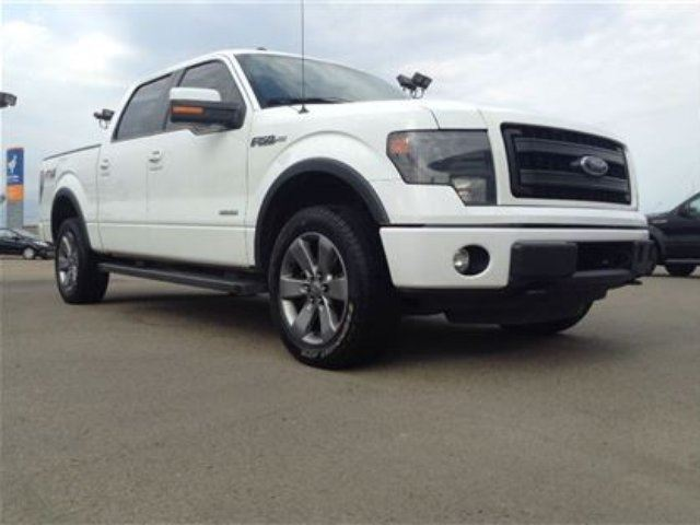 2013 ford f 150 s crew 4x4 fx4 luxury 51200km edmonton alberta used car for sale 2244919. Black Bedroom Furniture Sets. Home Design Ideas