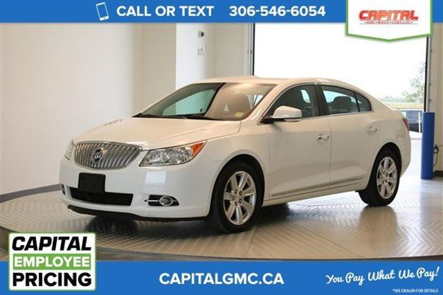2012 buick lacrosse convenience group regina. Black Bedroom Furniture Sets. Home Design Ideas