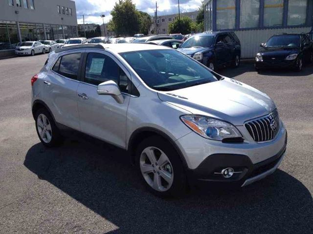 2015 buick encore convenience montreal quebec used car for sale 2245074. Black Bedroom Furniture Sets. Home Design Ideas