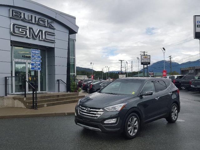 2013 Hyundai Santa Fe           in Chilliwack, British Columbia