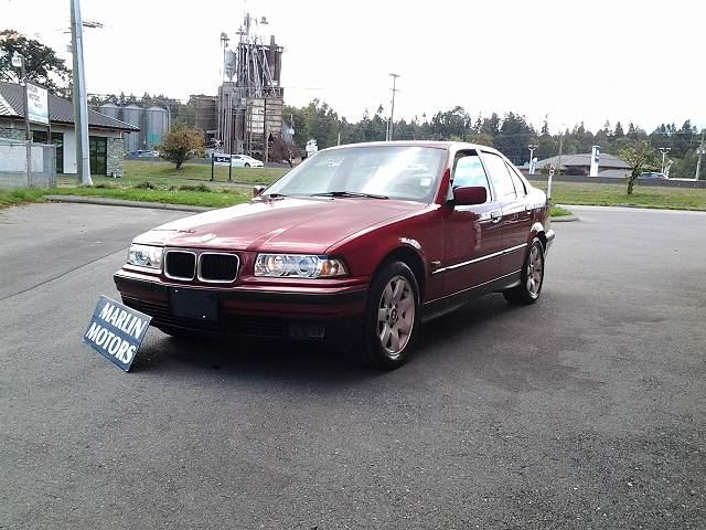 1995 Bmw 325 325i Koksilah British Columbia Car For