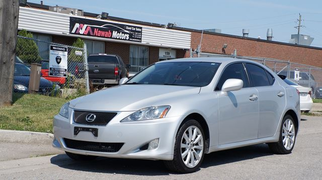 2007 lexus is 250 4dr sdn awd auto paddle shift silver nawab motors. Black Bedroom Furniture Sets. Home Design Ideas