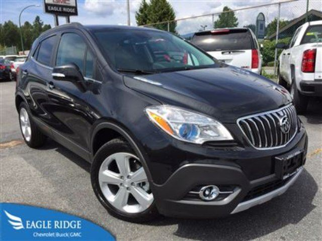 2015 buick encore convenience coquitlam british columbia used car for sale 2245896. Black Bedroom Furniture Sets. Home Design Ideas