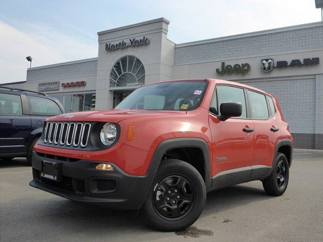 2015 jeep renegade sport thornhill ontario new car for sale. Black Bedroom Furniture Sets. Home Design Ideas