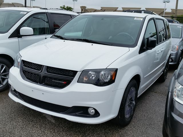 2015 Dodge Grand Caravan SXT Plus Stow n' Go in Vaughan, Ontario